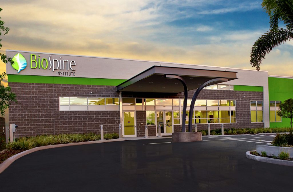 BioSpine Tampa Surgery Center