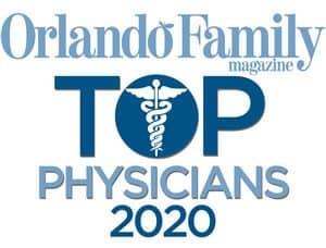 Orlando Family Magazine - Top Physicians 2020
